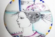 Porzellanmalerei